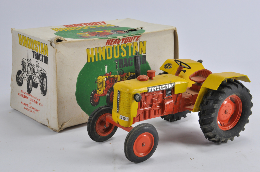 Miltan Maxwell (Indian Toy Tractors)
